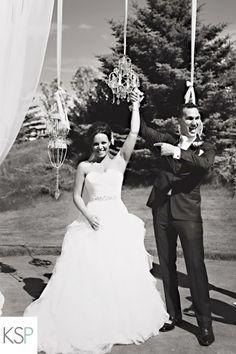Kandice Stewart Photo: Heather & Charlie - Calgary Wedding Photographer. Kandice Stewart Photography. Wedding photography.  Bridal photography. Bridals. Wedding ceremony. Golf course wedding.