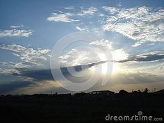 Photo about A beautiful afternoon in the countryside. Image of evening, cockshut, night - 92187136