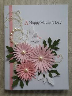 Contagiously Crafty - Heartfelt Creations' Delicate Asters Mother's Day Card. Heartfelt Gifts For Dad |  Father Day Gifts  | Diy Father'S Day Gifts For Husband| Craft Dad Birthday. #custompetportaits #Cards 5. You can get more details by clicking on the image.