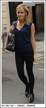Sassy! Emma Watson | The 24/7 source for Emma Watson & her Style