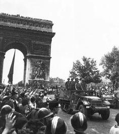 ODISEA: 25 de agosto de 1944, la liberación de París