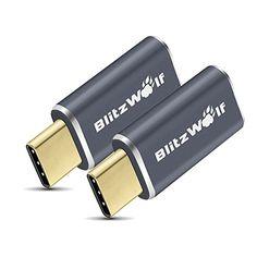 USB Type c Adapter,BlitzWolf USB-C to Micro USB Adapter: Amazon.co.uk: Electronics