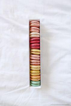 box of #macarons :: #foodporn #photography