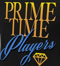 The Prime Time Players (Darren Young & Titus O'Neil) logo - WWE