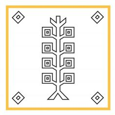 The Secret Language of Motifs - The Secret Language of Motifs Informations About Motiflerin Gizli Dili Pin You can easily use my pro - Christmas Decorations Drawings, Paint Your House, Christmas Drawing, Cactus Art, Modern Cross Stitch, Grafik Design, Indian Art, Cute Drawings, Weaving