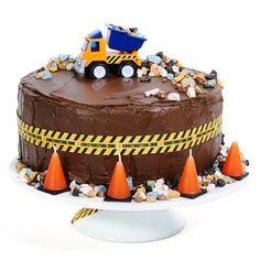 by MyLittleCornerOfTheWorld Baby Boy Cakes, Cakes For Boys, Girl Cakes, Minecraft Birthday Cake, Easy Minecraft Cake, One Direction Cakes, Birthday Cake Girls, 2nd Birthday, Birthday Cakes