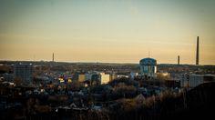 Morning In The Big Nickel | Sudbury Ontario Canada [1920 x 1080]