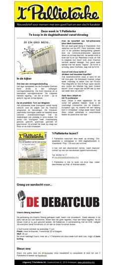 Vlaamse actualiteit 11 juni 2014