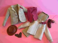 Men's Miniature Clothes / Accessories