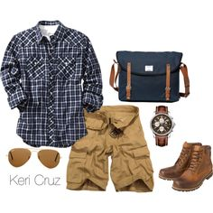 Men's fashion, created by keri-cruz on Polyvore