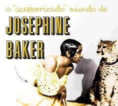 Josephine Baker <3 :: Pine agora e leia depois ;)