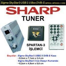 SKYSTAR3-USB Skystar 3 Dijital USB 2.0 TV Kartı