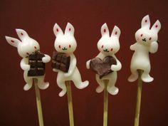 バレンタイン限定・チョコ飴あめぴょん | 『あめ細工な日々。』