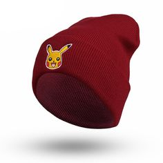 5512d145ed7 Click Here For More Pikachu Beanies Pikachu Hat