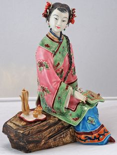 bk0213y-porcelain-chinese-figurine by Silk Road Collection, via Flickr