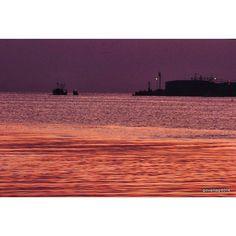 giovanni @giovamag Sea at night in R...Instagram photo | Websta (Webstagram)