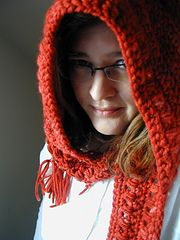 Wolf-Slayer, pattern by Dawn Ellerd. What Would Madame Defarge Knit? by Heather Ordover, Editor. cooperativepress.com