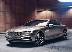 One of the best concept cars I've seen in a while -- Official: BMW Pininfarina Gran Lusso Coupé bows at Villa dEste