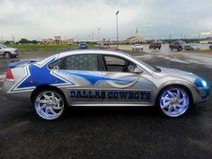 Cowboys 4, Dallas Cowboys Football, Football Team, Cool Cars, Blues, Tailgating, 4 Life, Fans, Star