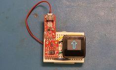 Renk, Hareket Yönü ve Uzaklık Algılayan  APDS-9960 Sensörü Kullanımı