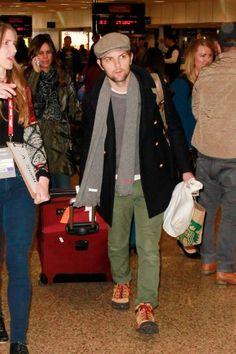 Airport Couture - Adam Scott