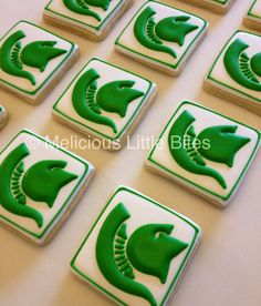 Hey, I found this really awesome Etsy listing at https://www.etsy.com/listing/178065084/michigan-state-spartan-cookies