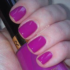 Plum Seduction - Revlon *This is my all time favorite color.*