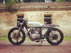 Honda CB400 cafe racer                                                                                                                                                                                 More