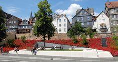 02_Marburg-Ehemalige-Synagoge_Garten-des-Gedenkens-Nutzel « Landscape Architecture Works | Landezine