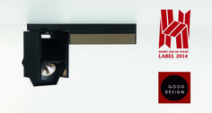 Modular Lighting Instruments - Rektor - Henry van de Velde Label. Good Design Award #Supermodular
