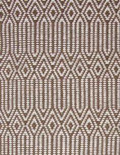 #HookandLoom+Hancock+Eco+Cotton+Rug+-+Taupe/White