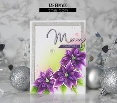 Adorn your papercrafts with our Holiday Worddies!! This collection includes 4 dies. Steel dies Made in the U.S. The die measurements are as follows (approxima