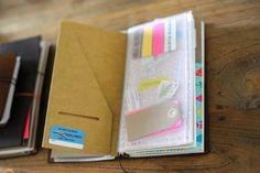 My  Midori Journaling Traveler's Notebook #midori TN #MTN #Traveler's Notebook