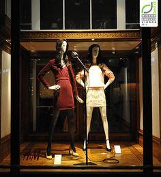 H window displays Autumn 2012, Vienna visual merchandising