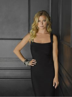 Emily VanCamp ♥ Emily Thorne - one woman who doesn't mess around with anyone. :)