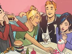Archie and Crew by Fiona Staples (2015)