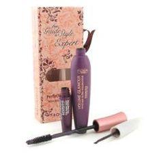 Bourjois Guide De Style Expert Mascara & Liquid Liner Set - # 2 Mauve Fantastique  This is pretty awesome.