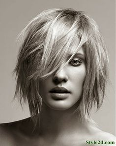 Short and messy hairstyles for women Hairstyles 2013 – 2014