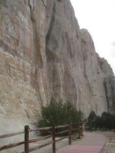 El Morro National Monument. 6/9/15 Image by Steve Garufi. All photos: http://coloradoguy.com/el-morro-national-monument/newmexico.htm