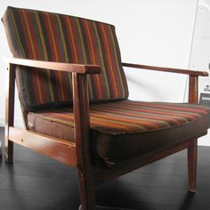 Mid-Century Modern Chair now featured on Fab.