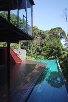 Galería - Casa en Joinville / UNA Arquitetos - 111
