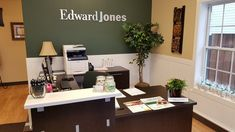 Image Result For Financial Advisor Office Design