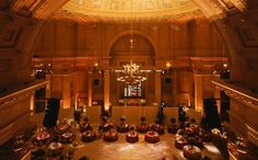 VOC Awards venue: Cipriani's #BYG CEO Valarie Gelb was the co-chair of this event! www.thebarnyardgroup.com