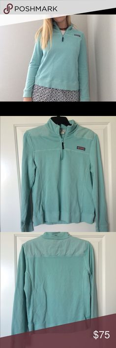 Vineyard Vines Shep Shirt Vineyard Vines Shep Shirt. Great condition. No stains or tears. Just not my style anymore. Vineyard Vines Sweaters Crew & Scoop Necks
