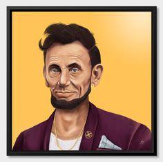 Good 'ol hipster Abe.   http://cur.im/1eaBJlMFrom the...
