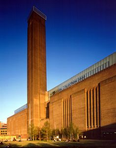 The Tate Modern is one of the most intriguing and interesting museums in the world. It is a must see, both for its setting (along the Thames, housed in former power plant) and its installations and stationary art collections.