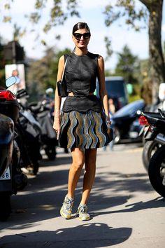 Giovanna Battaglia #PFW