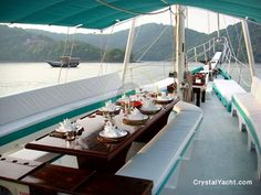 Today's Groupon salutes suns with a three-hour sunset yacht cruise with BBQ dinner from Crystal Yacht Holidays, at Awana Jetty, Langkawi.