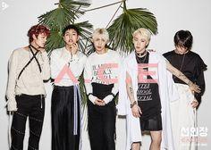 ace kpop profile, ace kpop members, ace cactus mv, ace cactus stage
