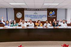 Periodismo sin Censura: PRESENTA COMUPO INFORME DE ACTIVIDADES 2017
